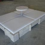 bain de soleil avec table 1