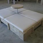 bain de soleil avec table 4