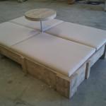 bain de soleil avec table 5